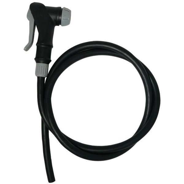 Bontrager Pump Head Auto Select with Hose