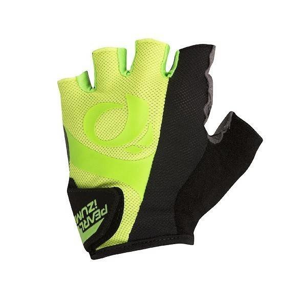 Pearl Izumi Select Gloves Screaming Yellow/Green S