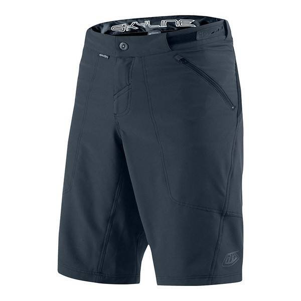 Troy Lee Designs Skyline Shorts (SHELL only) Black 34