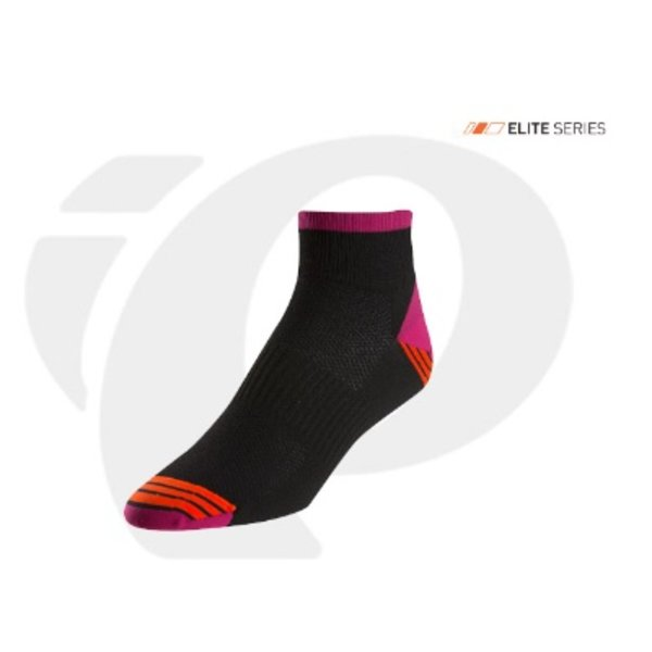 Pearl Izumi SOCKS - Women's ELITE TRIANGLE PURPLE WINE SMALL