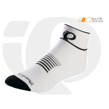 Pearl Izumi SOCKS - Women's ELITE WHITE SMALL