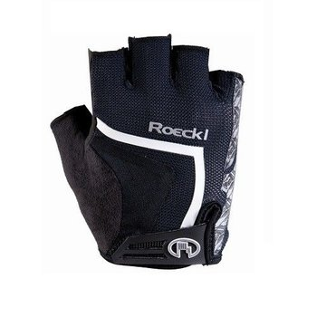Roeckl #228 Isaga Gloves Black/White