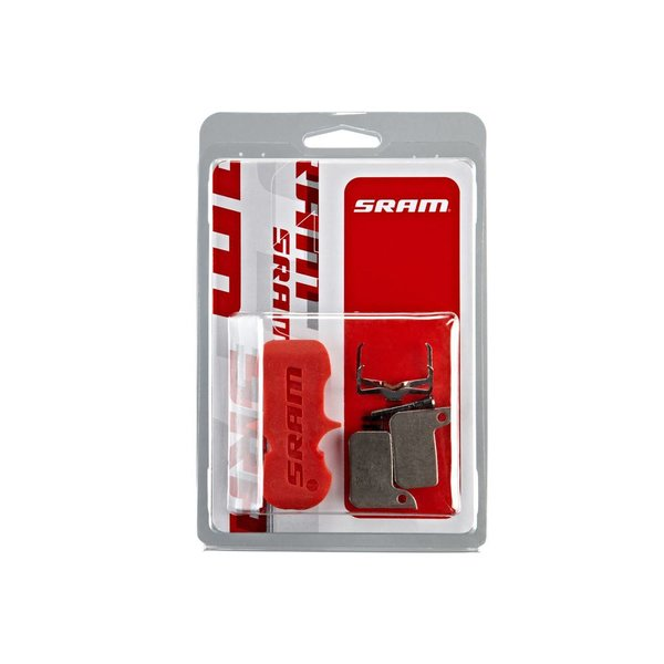 SRAM Disc Brake Pads Organic/Steel - SRAM Hydraulic Road Disc, Level Ultimate/TLM