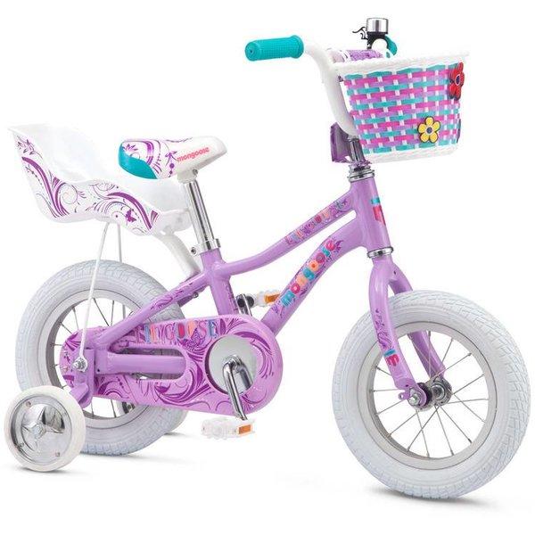 """Mongoose Lilgoose Girls 12"""" Bike"""