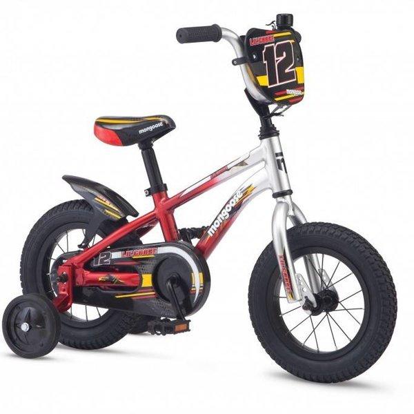 "Mongoose Mongoose Lilgoose Boys 12"" Bike"