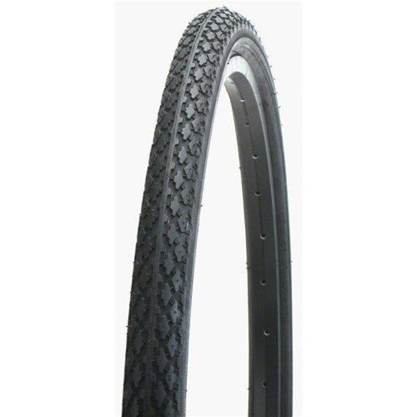 Bikecorp Tyre 24 x 1.75 MTB Centre Rib All Black