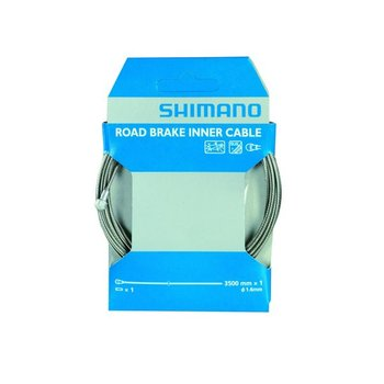 Shimano BRAKE CABLE - TANDEM ROAD 1.6x3500mm STAINLESS