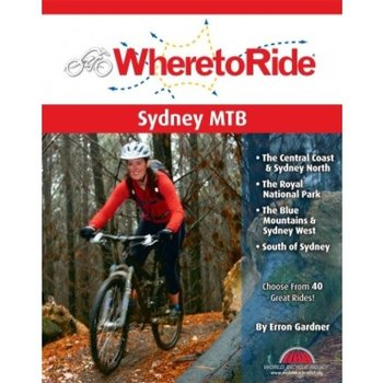 BA Press Where To Ride Sydney MTB Book