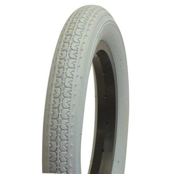 Bikecorp Bikecorp Tyre 12-1/2 x 2-1/4 STD White