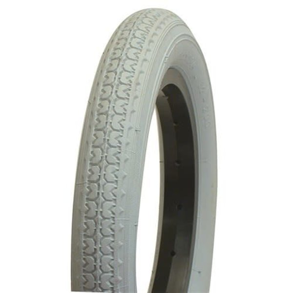 Bikecorp Tyre 12-1/2 x 2-1/4 STD White