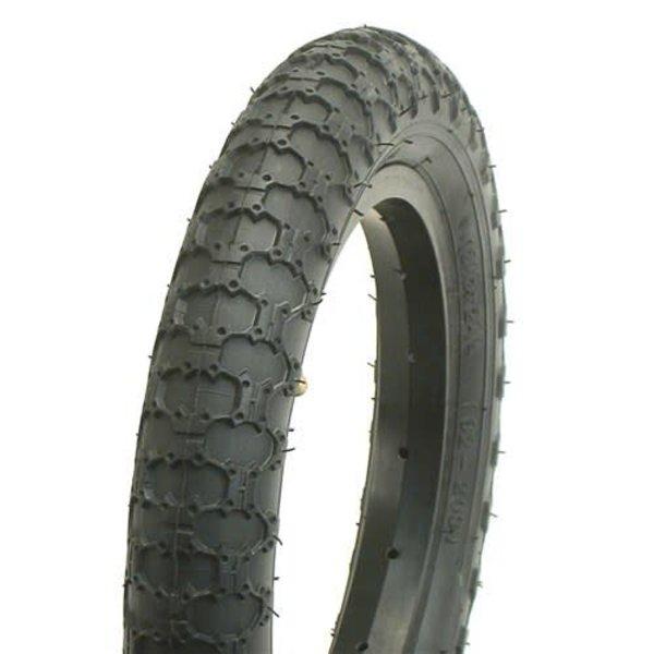 Bikecorp Tyre 12-1/2 x 2-1/4 BMX Black