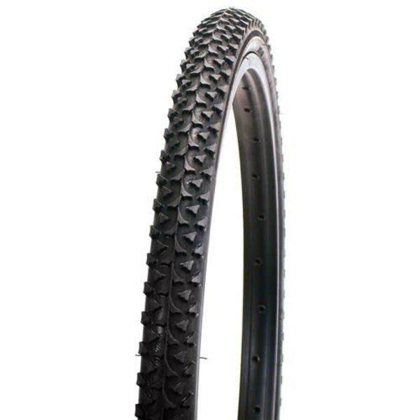 Bikecorp Tyre 24 x 1.75 MTB All Black
