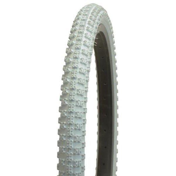 Bikecorp Tyre 16 x 1.75 BMX All White