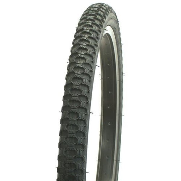 Bikecorp Tyre 20 x 1.75 All Black
