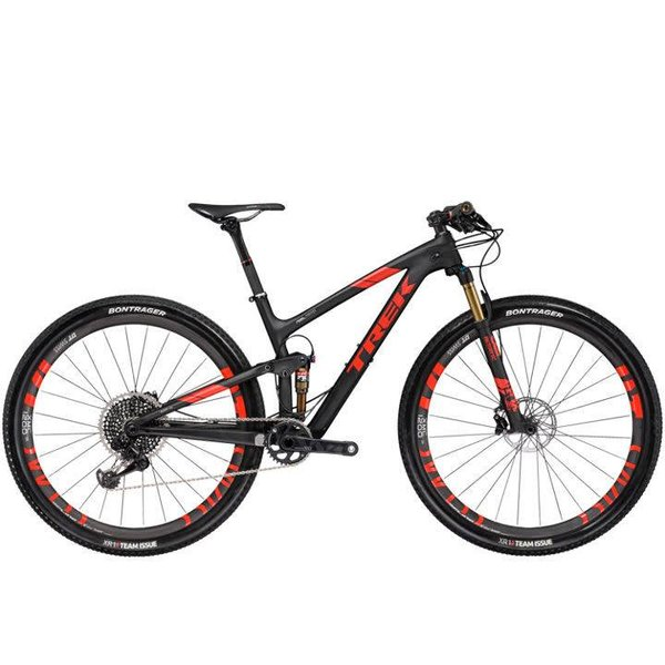 Trek Top Fuel 9.9 RSL (2018)