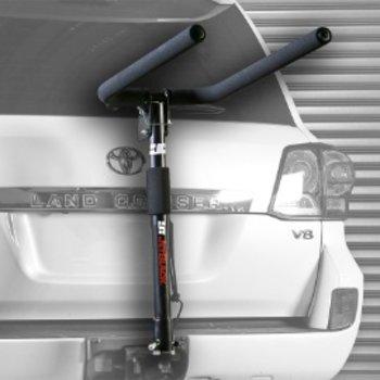 JetBlack 4-Bike Deluxe Folding Bike Carrier