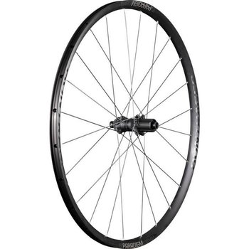 Bontrager Paradigm Comp TLR Disc Road Wheel Black/Anthracite