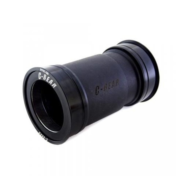 C-Bear Bottom Bracket - PF41-30-R - Press Fit BB86 - for Campagnolo Over Torque, FSA, Clavicula, Rotor - RACE