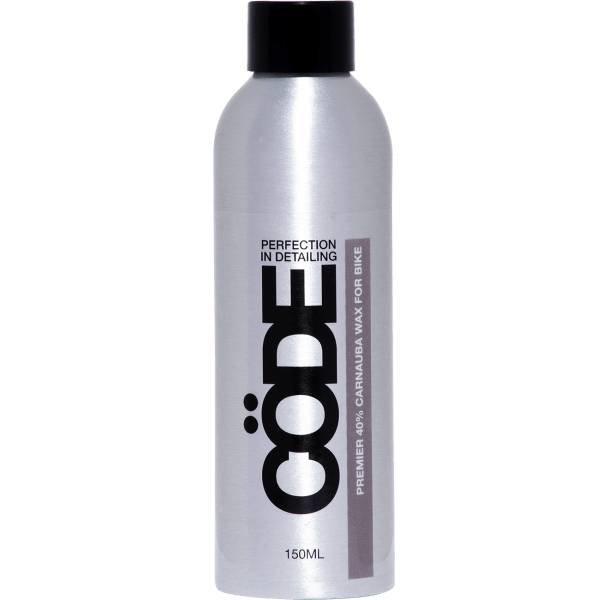 CÖDE Code Premier 40% Carnauba Wax for Bike