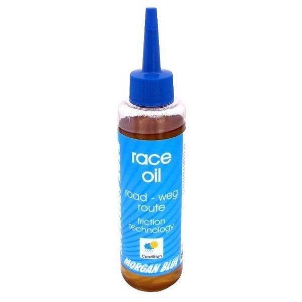 Morgan Blue Race Oil Road