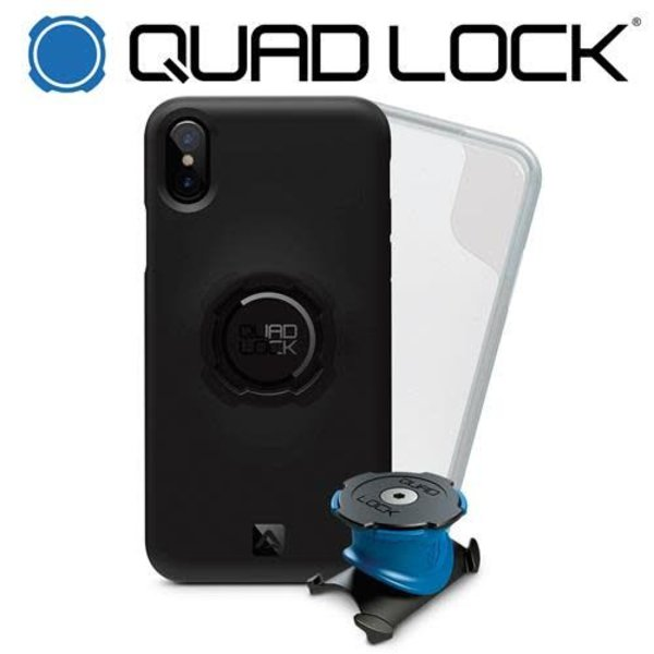 Quad Lock Quad Lock Bike Mount Kit for iPhone X