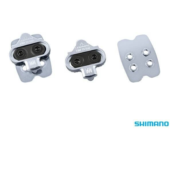 Shimano SM-SH56 SPD CLEAT SET MULTIPLE-RELEASE w/NEW CLEAT NUT
