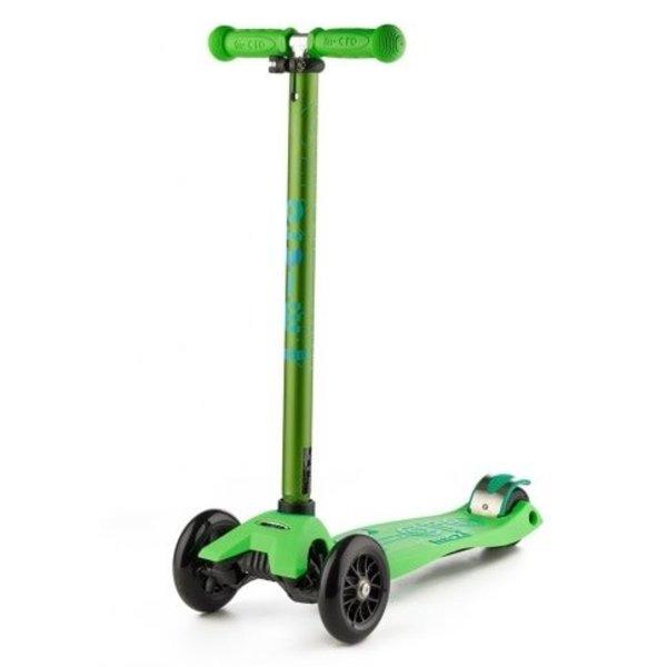 Micro Maxi Micro Deluxe Scooter Green