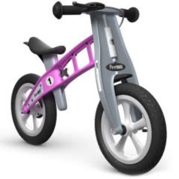 FirstBIKE STREET Balance Bike with Brake Pink