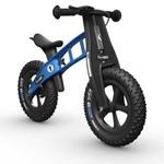 FirstBIKE FAT Cross Balance Bike with Brake Light Blue