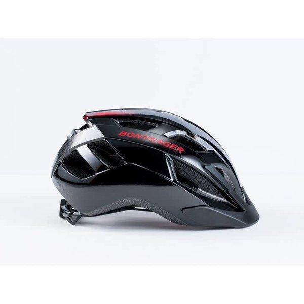 Bontrager Bontrager Solstice Helmet Black/Viper Red