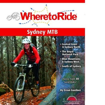 Woodslane Press Where to Ride: Sydney MTB Book