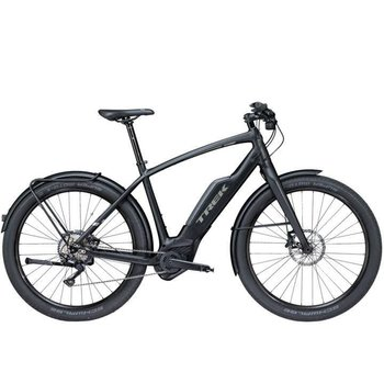 Trek Trek Super Commuter+ 7 (2019) Matte Trek Black
