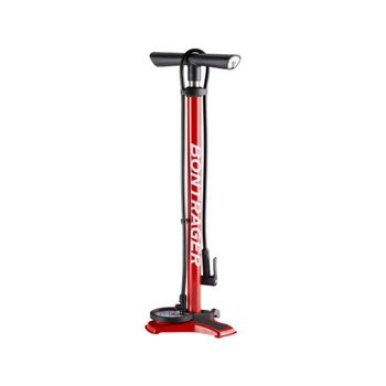 Bontrager Dual Charger Floor Pump Black