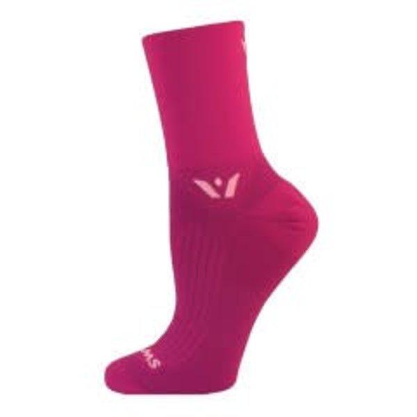 Swiftwick Swiftwick Aspire Four Socks Pink