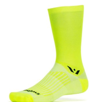 Swiftwick Swiftwick Aspire Seven Socks Hi Vis Yellow