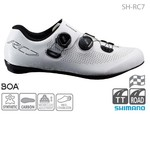 Shimano SHIMANO SH-RC701 ROAD SHOES WHITE