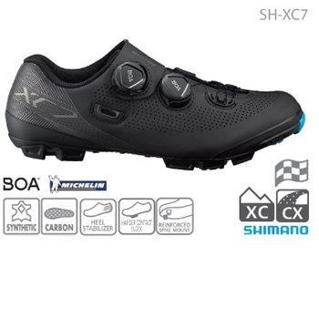 Shimano SHIMANO SH-XC701 MTB SHOES BLACK
