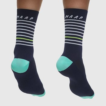 MAAP MAAP Channel Socks Navy