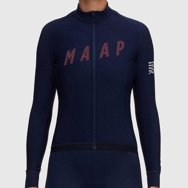 MAAP MAAP Women's Escape Pro Winter LS Jersey Navy