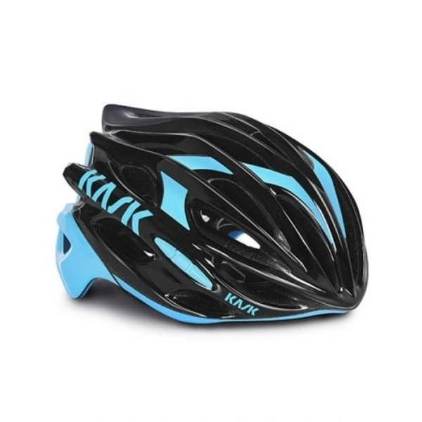 Kask Mojito Helmet Black/Light Blue