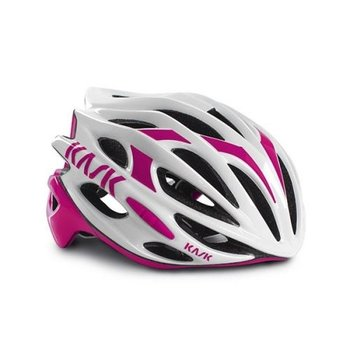 Kask Kask Mojito Helmet White/Fuchsia