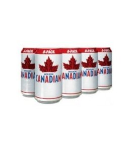 Molson Canadian - 8 Pak Cans