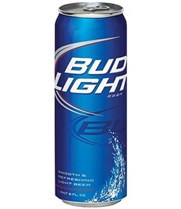 Bud Light - 6-Pack Tall Cans