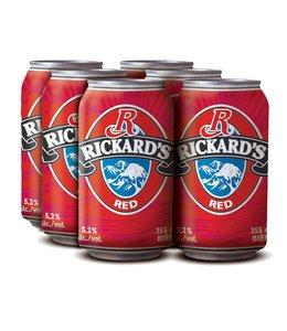 Rickards Red - Reg Cans