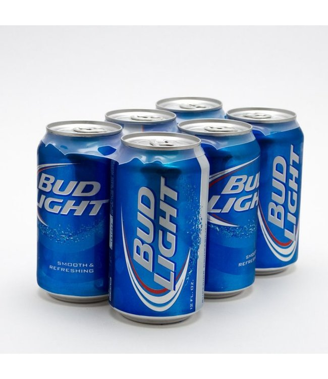 Bud Light - 6-Pack Cans