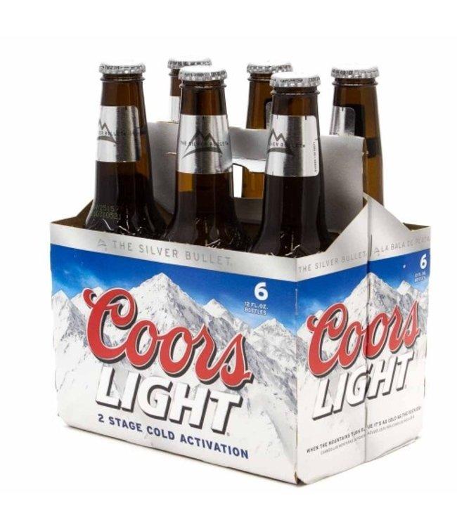 Coors Light - 6 Btl