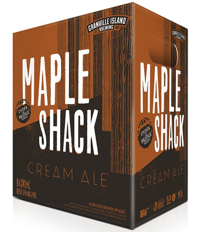 Granville Island Maple Shack Ale