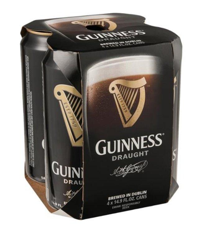 Guinness Draught 4 Pack