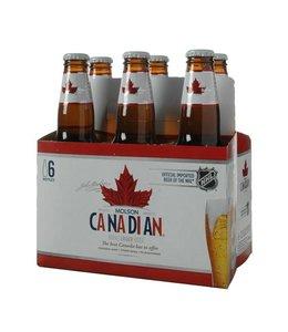 Molson Canadian - 6 Btl