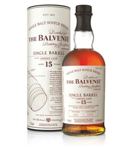 Balvenie Single Barrel - 15 yr old Sherry Cask